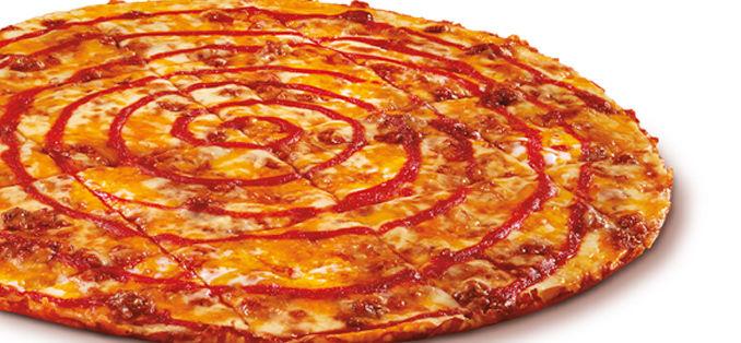 Cheesy Corn Chip Pizzas