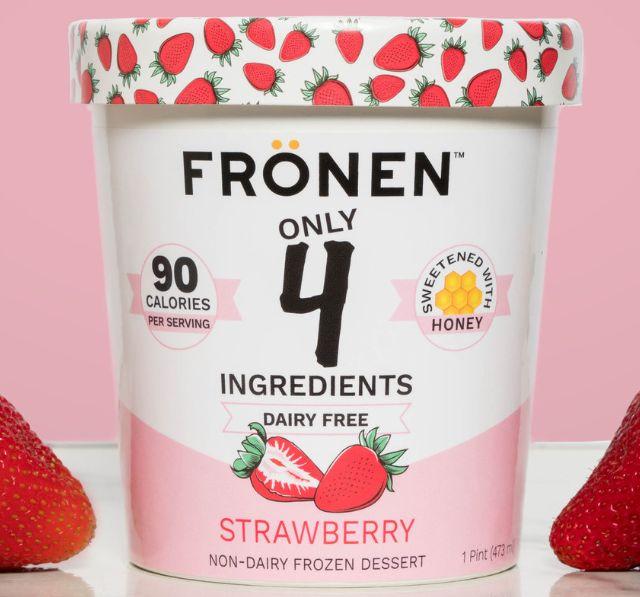 Four-Ingredient Frozen Desserts