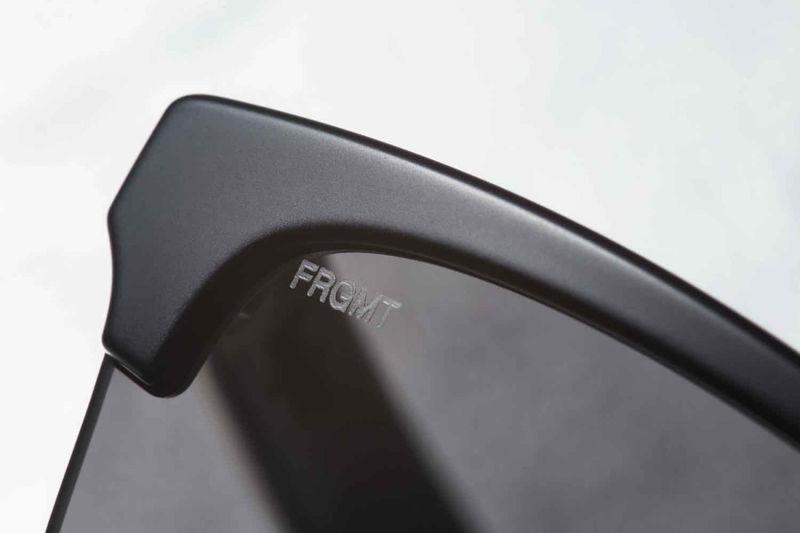 Rimless Frame Sunglasses