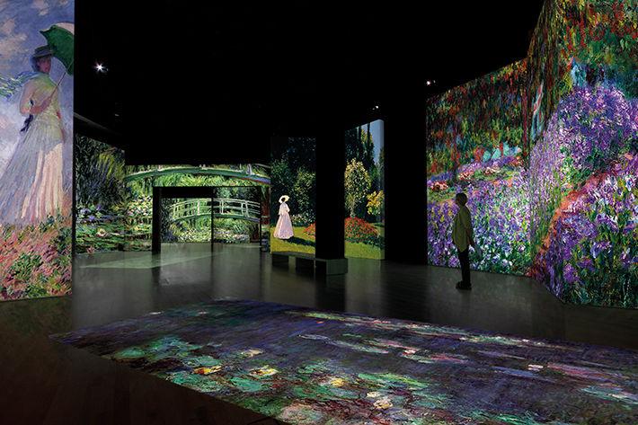 Surreal Digital Museums