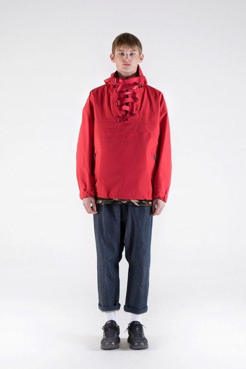 Urban Utility-Centric Fashion