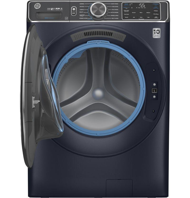 Freshness-Boosting Washing Machines