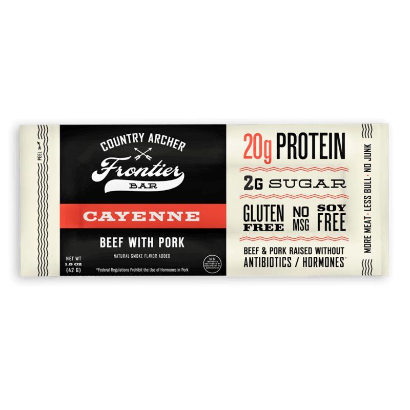 Meat-Based Snack Bars
