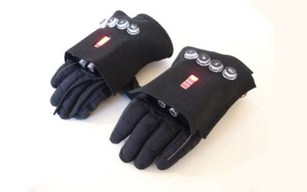 Networking Safety Gloves