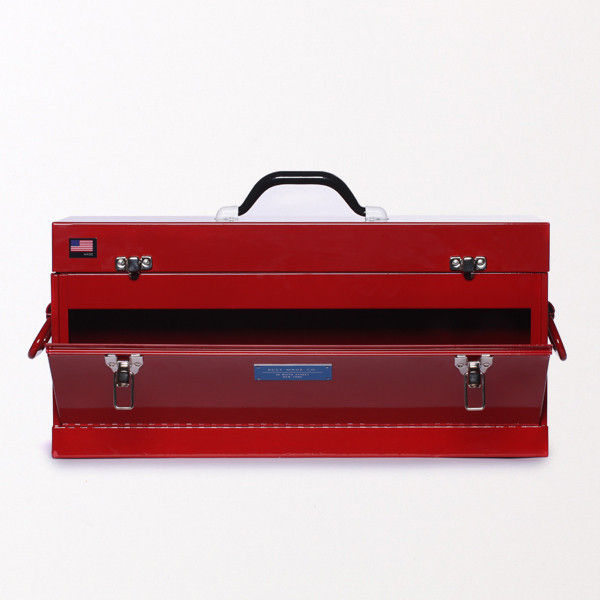 Mailbox-Style Toolboxes