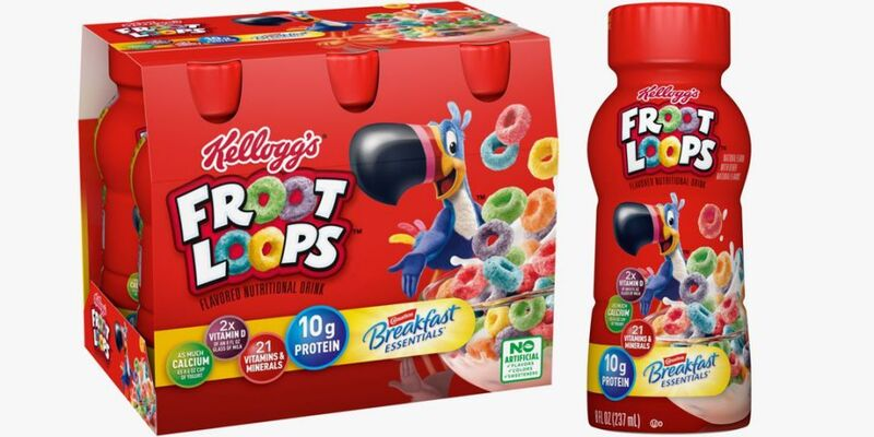 Ready-to-Drink Cereal Beverages