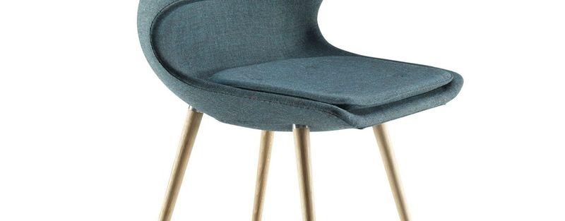 Snowdrift-Inspired Chairs