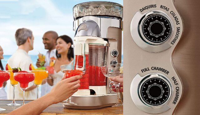 Drink-Blending Bartender Appliances
