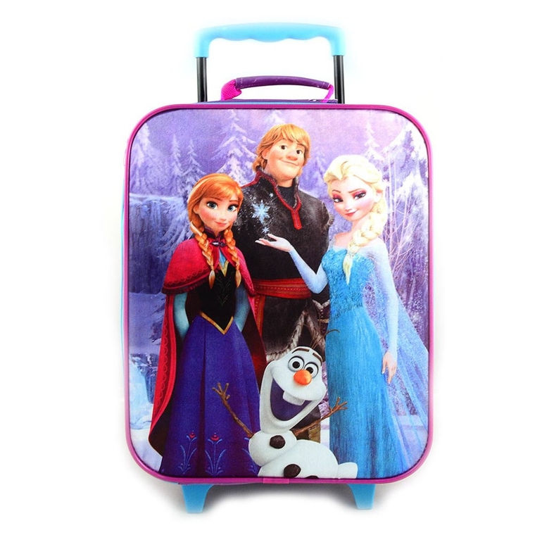 Cartoon Princess Suitcases