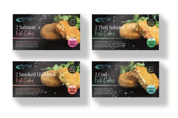 High-Quality Frozen Seafood Cakes