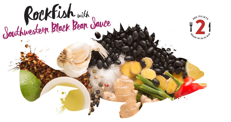 Sauce-Paired Fish Meals
