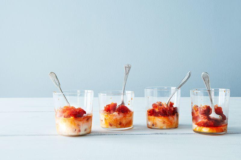 Iced Tea Desserts