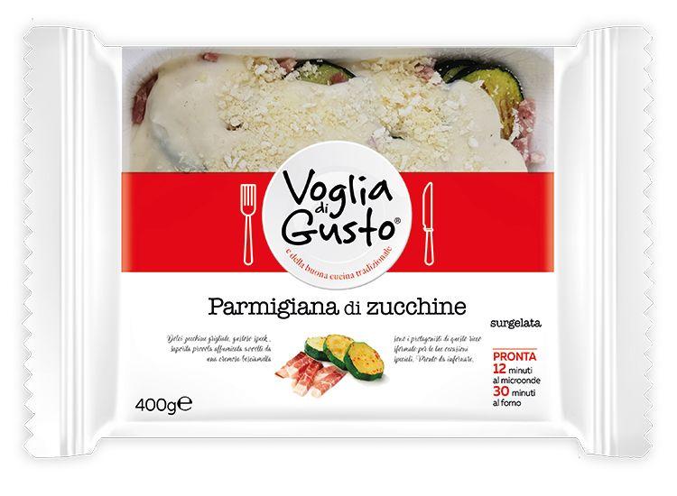 Convenient Frozen Parmigiana Meals