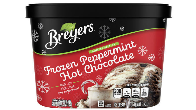 Cold Weather Ice Creams