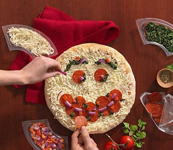 DIY Pizza Kits
