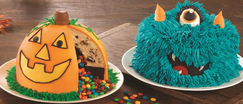 Festively Fearsome Frozen Treats