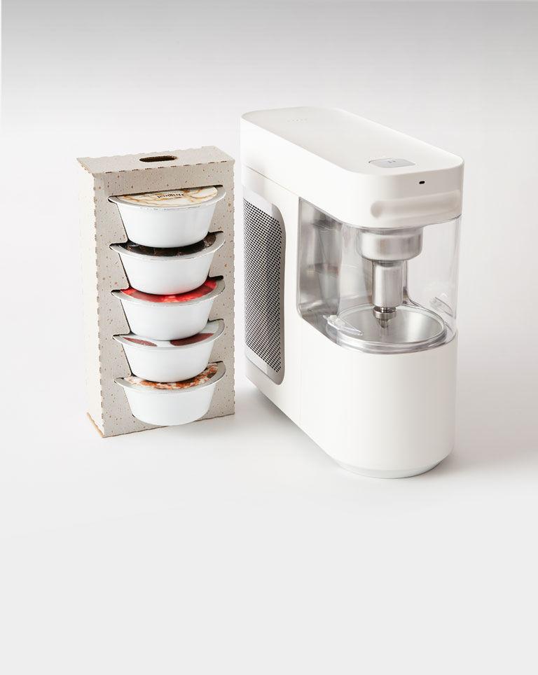 Single-Serve Frozen Yogurt Makers