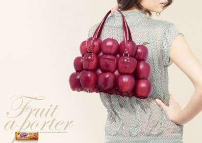 Edible Fruit Bags
