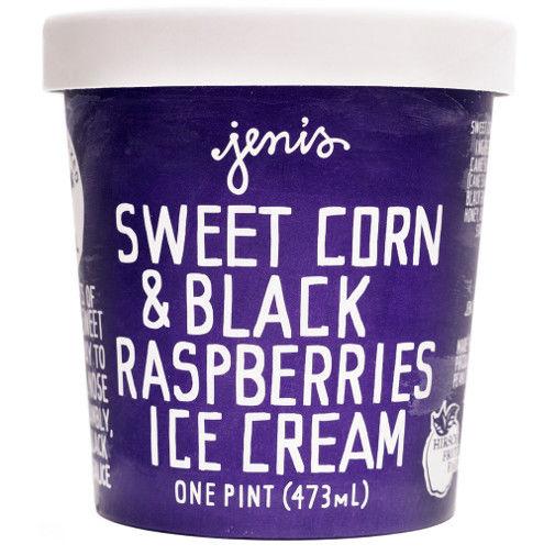 Sweet Corn Ice Creams