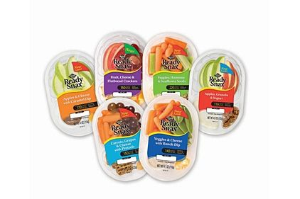 Single-Serve Veggie Packages