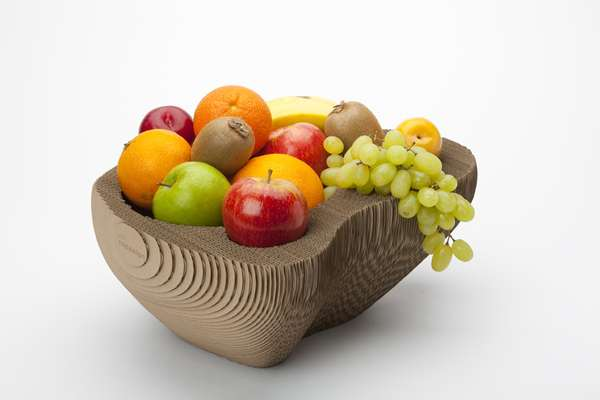 Cardboard Fruit Containers