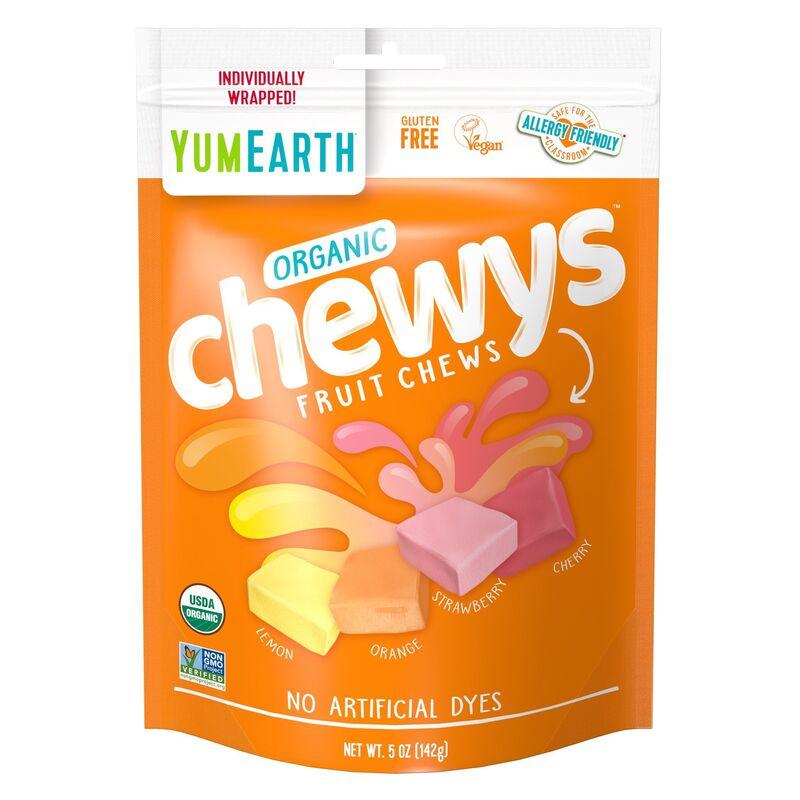 Allergy-Friendly Fruit Chews