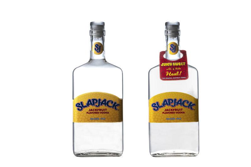 Jackfruit-Flavored Vodkas