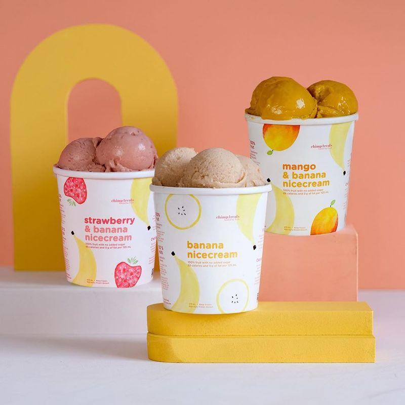 All-Fruit Frozen Desserts