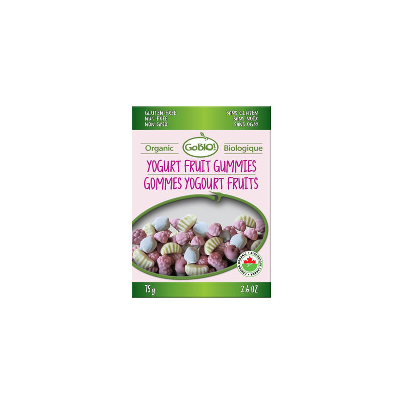 Organic Yogurt Gummies