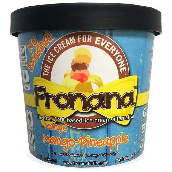 Mango-Based Ice Creams