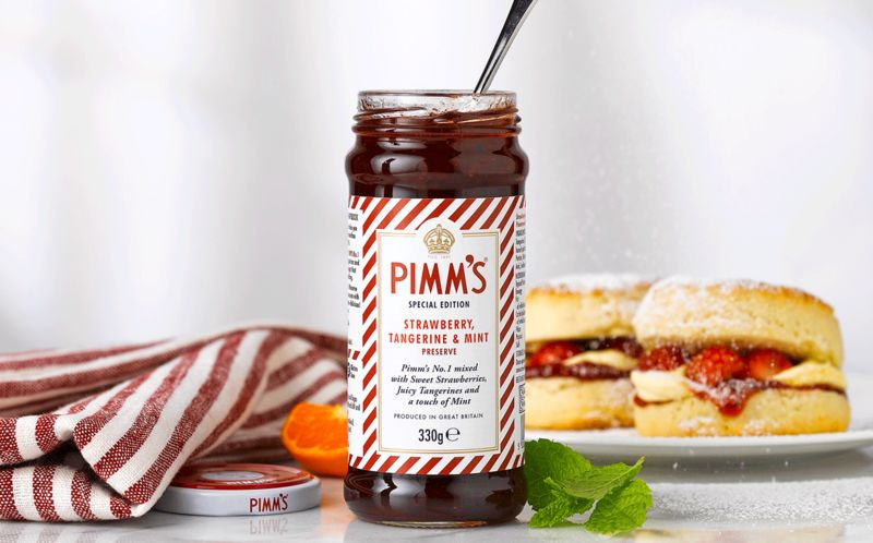 Liqueur-Infused Fruit Jams