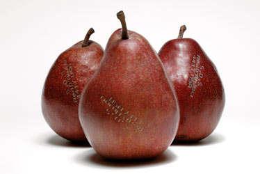 Fruit Tattoos: Natural Light Labelling Eliminate Fruit Stickers