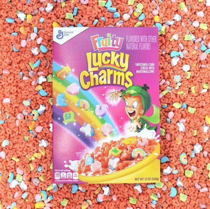 Marshmallows Cereal Mash-Ups