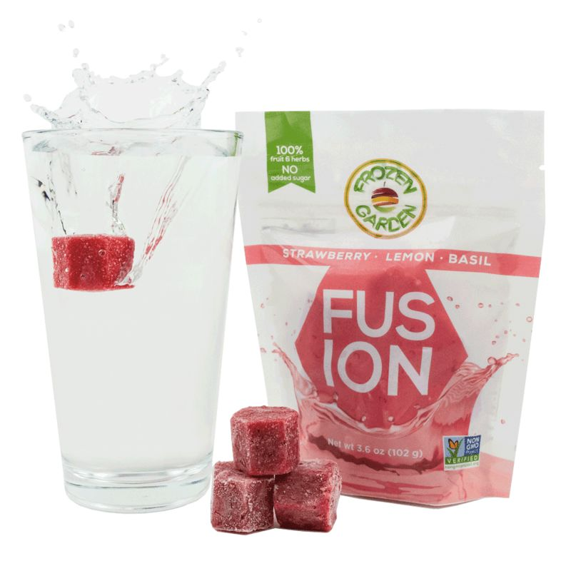 Fruity Water-Flavoring Cubes