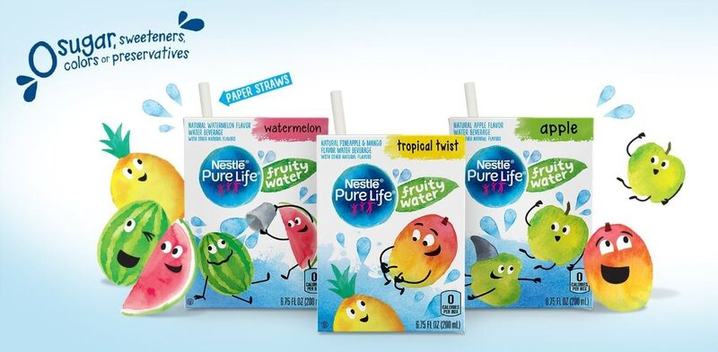 Kid-Friendly Fruit Waters