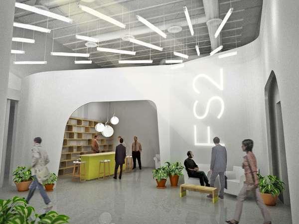 innovative office space ideas mini city studios fs2 office design