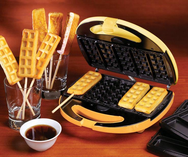 Waffle Stick Makers