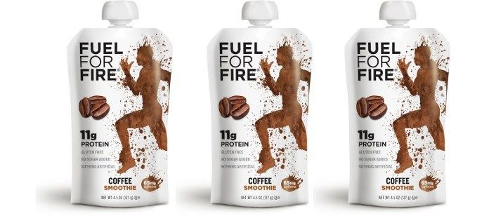 Stimulating Protein Pouch Supplements
