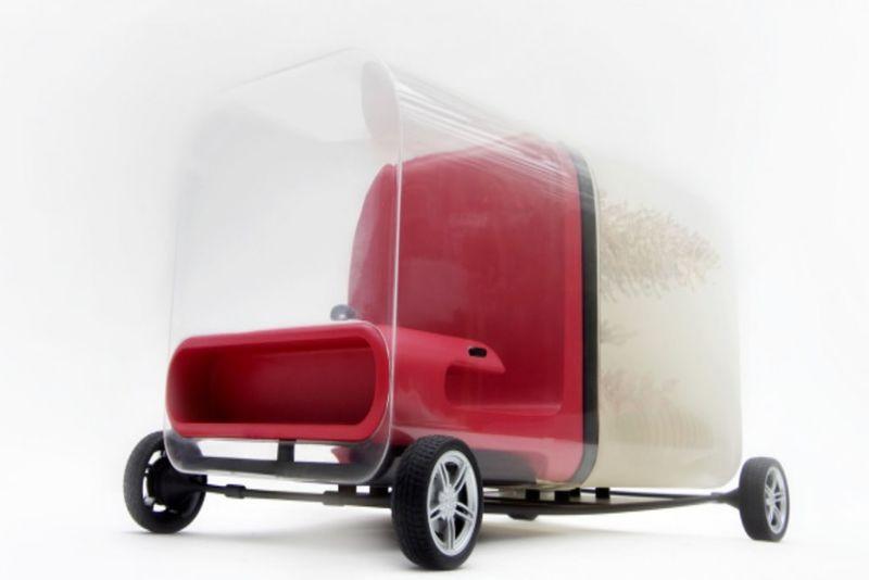 Methane-Powered Cars