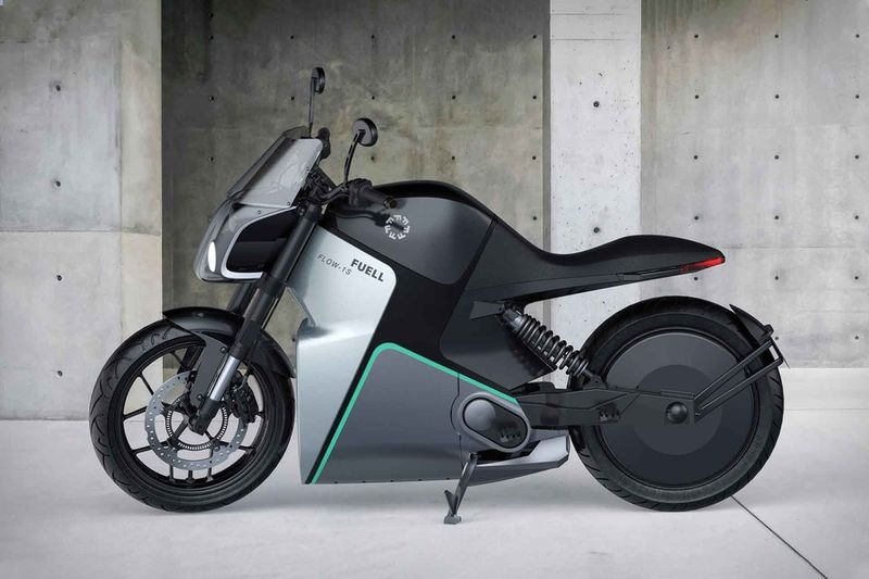 Electrified Urban Mobility Motorcycles