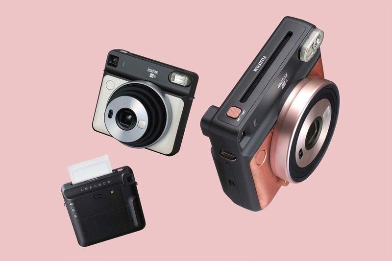 Kết quả hình ảnh cho Fujifilm instax SQUARE SQ6