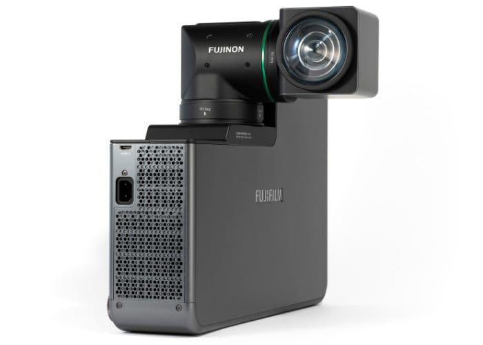 Rotating Laser Lens Projectors