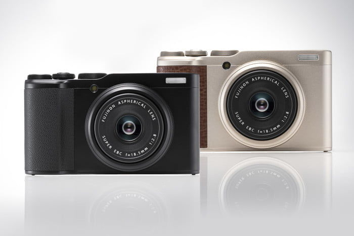 Smartphone-Inspired Compact Cameras