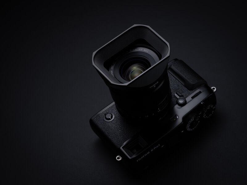 Lightweight Weather-Resistant Camera Lenses