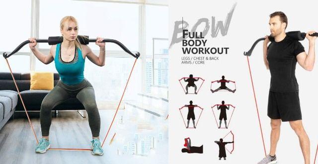 Multifunctional Workout Bows