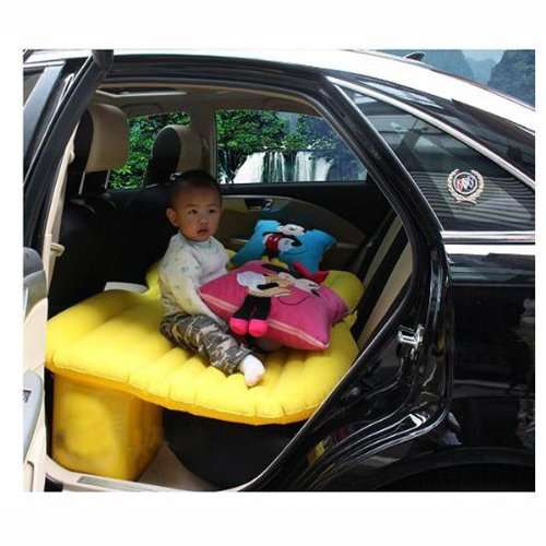 Inflatable Backseat Beds Fuloon Car Travel Pvc