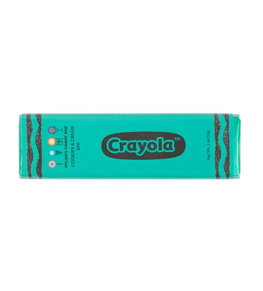 Crayon-Inspired Chocolate Bars
