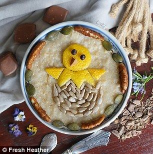 Emoji Food Photography