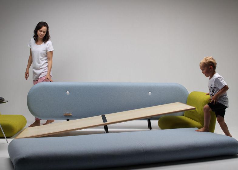 Playground Sofa Sets