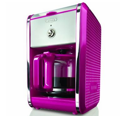 Colorfully Textured Appliances